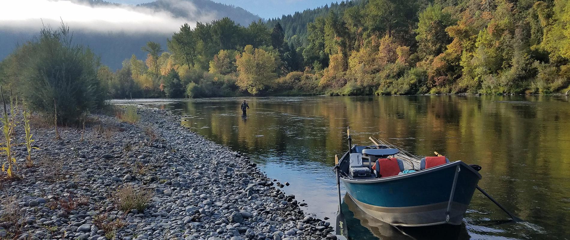 Rogue River Fishing Trips