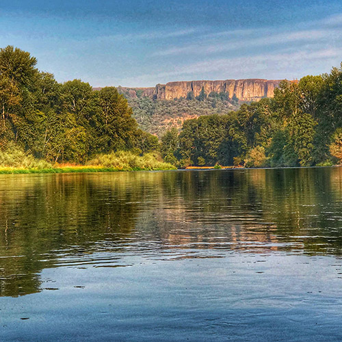 Upper Rogue River Fishing Trips